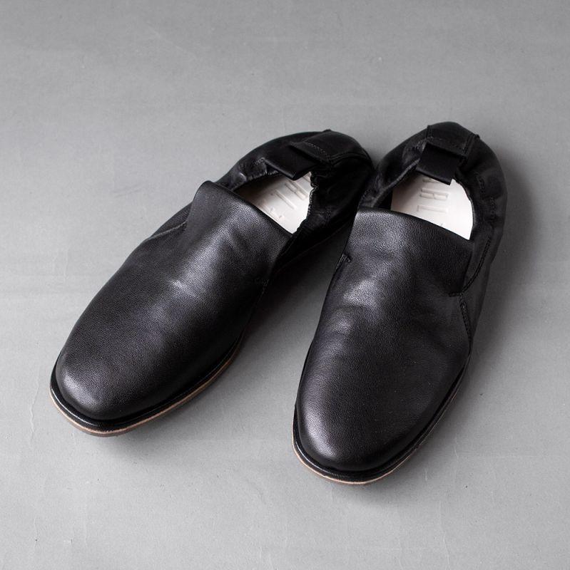 画像1: Shirring Sloipon|BLACK (1)