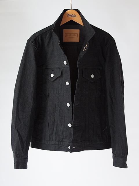 画像1: 3rd Type G-Jacket|ブラック (1)