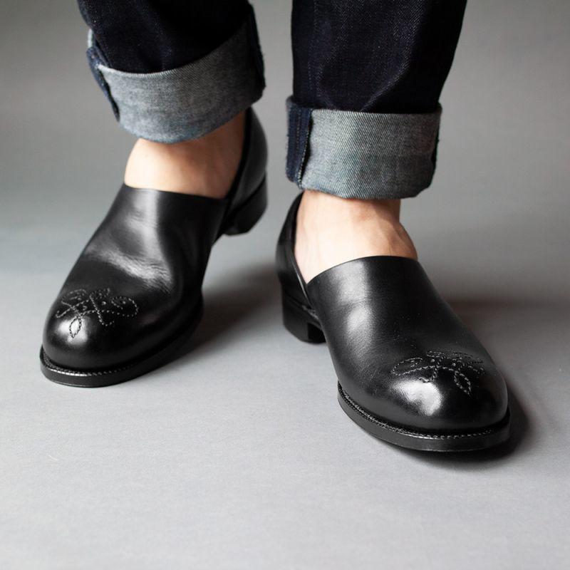 画像1: Doctor Shoes ブラック (1)