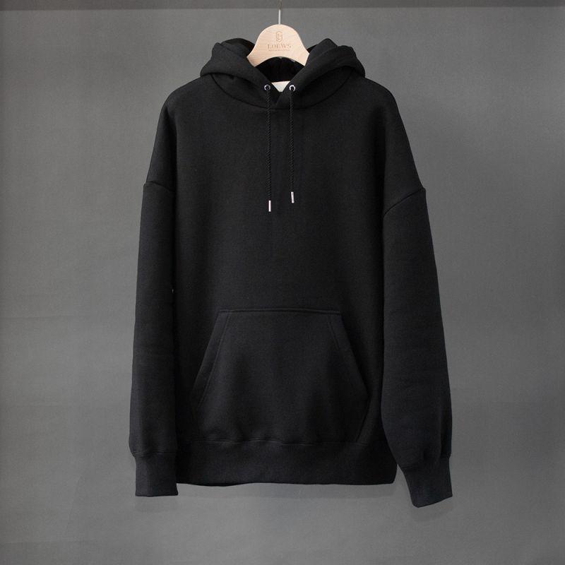 画像1: 【50%OFF】dolman parka |black(サイズ:1(S)) (1)