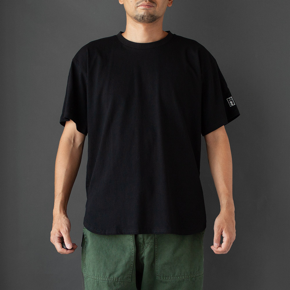 画像1: Short Sleeve Tee|black (1)