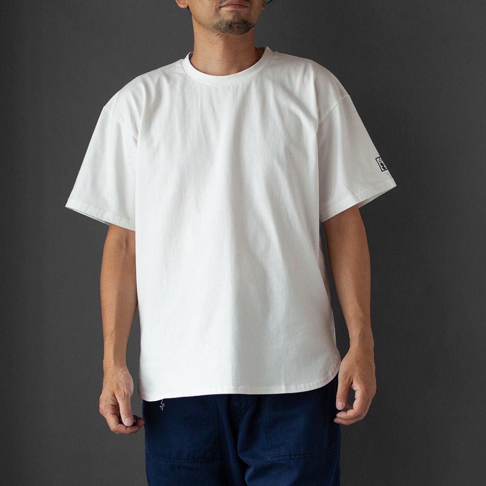 画像1: Short Sleeve Tee|white (1)