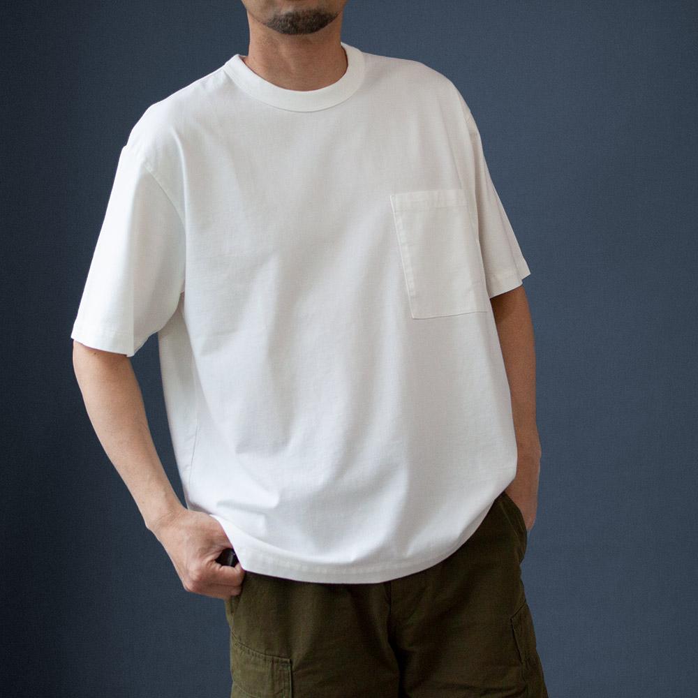 画像1: MAX WEIGHT Tee|ホワイト (1)